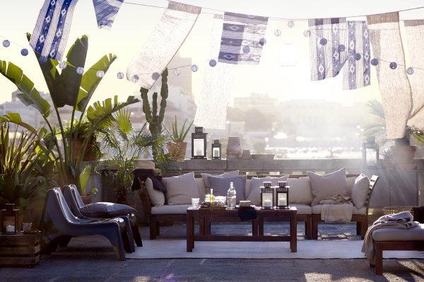 IKEA Tuin  u0026 Balkon Tips   DroomHome   Interieur  u0026 Woonsite