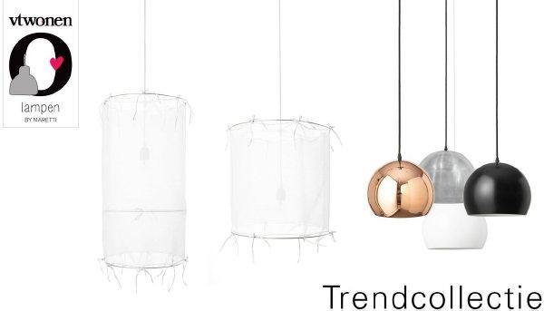 trendy verlichting vtwonen lampen bij maretti vtwonen lampen trend collectie foto vtwonen