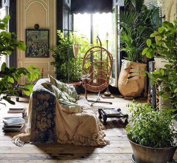 Groen wonen zonder planten droomhome interieur woonsite - Groen huis model ...