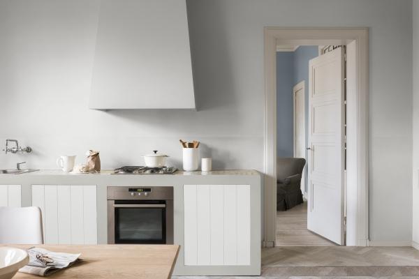 Keuken kleur 2017 - Verf keuken lichtgrijs ...