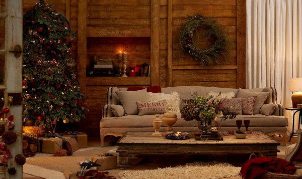 Kerst Ideeen Woonkamer : Kerst 20216: Zara Home Kerst Collectie 2016 ...