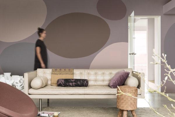 Flexa kleur 2018 heart wood droomhome interieur woonsite for Wandfarben 2018