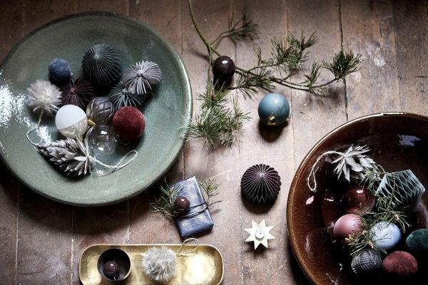 Zwart Wit Kerstdecoraties : Kerstdecoratie trends 2017 droomhome interieur & woonsite