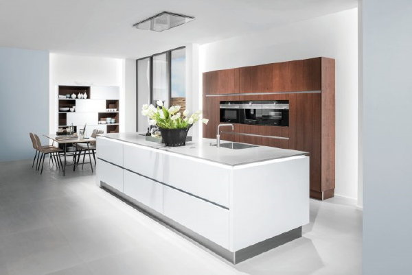 Keuken ontwerpen aan huis droomhome interieur woonsite