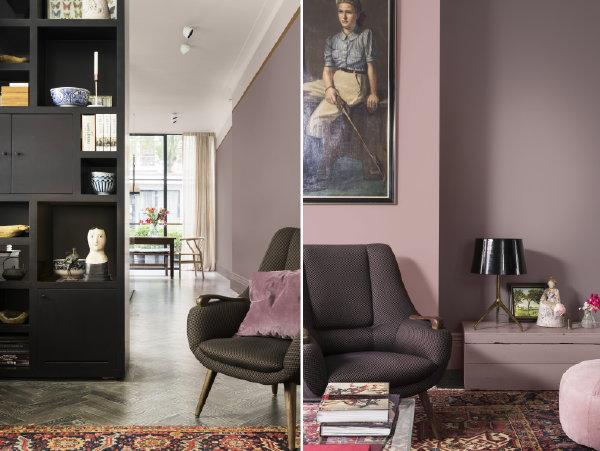 Kleurtrend 2018 the comforting home droomhome for Interieur kleuren 2018