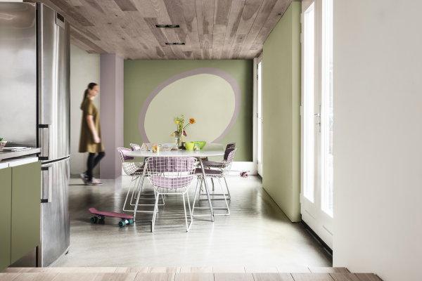 Kleurtrend 2018 the playful home droomhome interieur for Interieur kleuren 2018