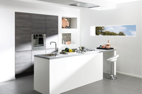 Trends In Keukenapparatuur : Laatste trends in moderne keukens droomhome interieur woonsite