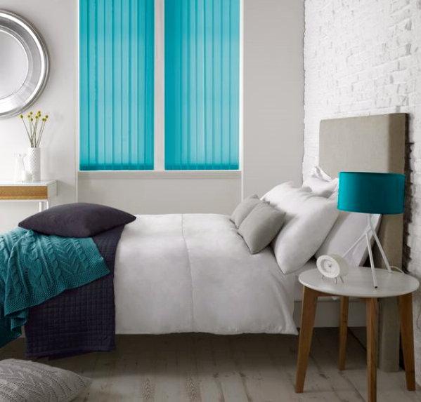 5x lamellen in je slaapkamer droomhome interieur for Raamdecoratie slaapkamer verduisterend