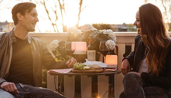 Draadloze Dutch Design Led Lampen:  Lucis Lamp Lite en Lucis Lamp Bamboo - MEER Verlichting Inspiratie... (Foto Innovative Brands  op DroomHome.nl)