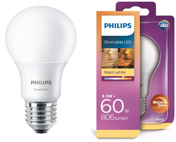 philips led lampen sceneswitch warmglow droomhome. Black Bedroom Furniture Sets. Home Design Ideas