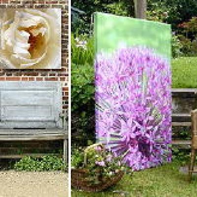 Trendy Tuinposter voor Tuin, Terras & Balkon