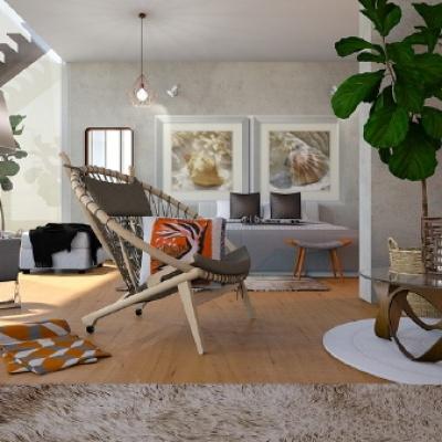 Alles over interieur droomhome interieur woonsite for Herinrichten woonkamer