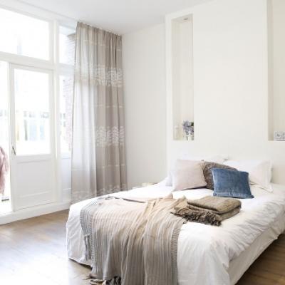 Groot raambekleding overzicht droomhome interieur for Romantische gordijnen