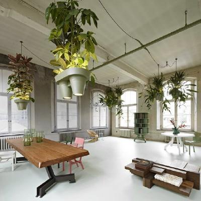 Interieur & Planten Lampen | Bucket Light!