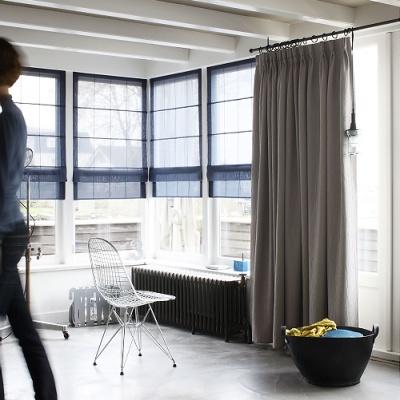 Groot raambekleding overzicht droomhome interieur woonsite - Gordijnen interieur decoratie ...