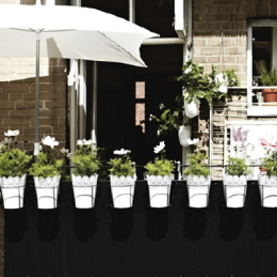 Tuin, Terras & Balkon | Stadstuinieren met Ikea