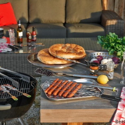Grillen & Chillen: Barbecues - Gas BBQ - Barbeque en Barbecue Party