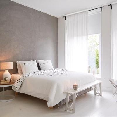 Slaapkamer Kleuren - Interieur - Bedden - Beddengoed - Liefdesnest ...