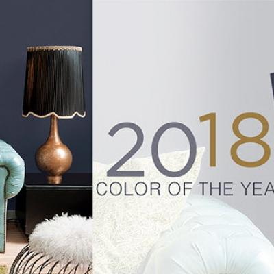 Kleur van het jaar 2018